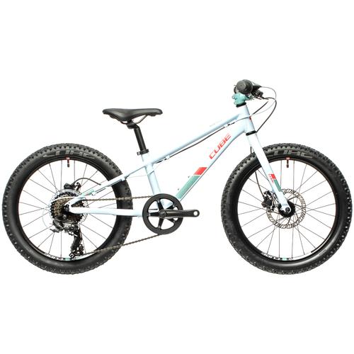 Фото - Детский велосипед Cube Acid 200 Disc (2021) blue/coral (требует финальной сборки) велосипед cube elite c 68 race 29 2x 2016