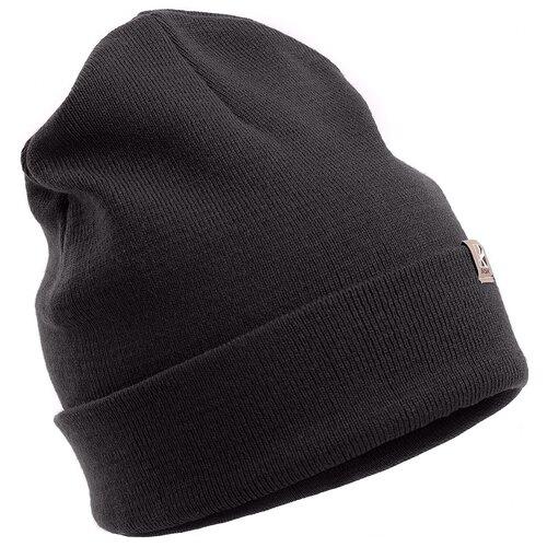 Шапка трикотажная Watch Cap черный (Баск) универсальный размер