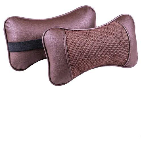 Комплект автомобильных подушек под шею (sting41290, 2 штуки)