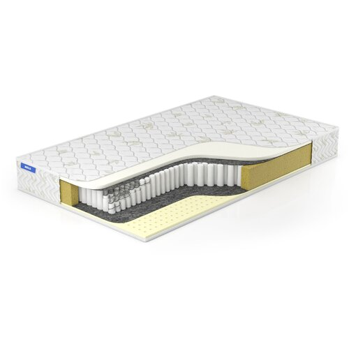 Матрас MIELLA Memory-Latex DS 80х200х22 Вес 17.92 кг
