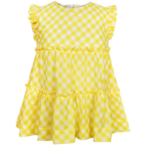 Блузка Mayoral размер 7(122), желтый