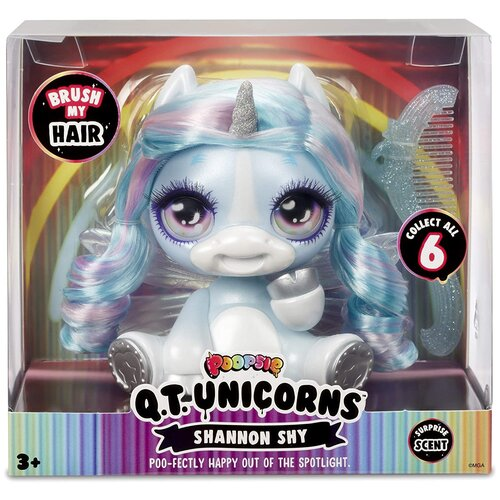Игровой набор Poopsie Q.T. Unicorns Shannon Shy 573678