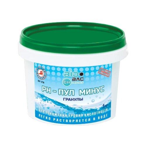 Гранулы для бассейна BioBac PH-ПУЛ МИНУС BP-PH 1 кг
