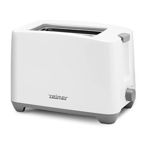Тостер Zelmer ZTS7386, white