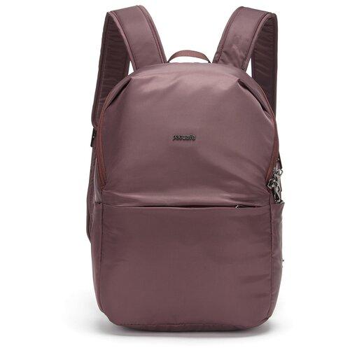 Фото - Женский рюкзак Pacsafe Cruise, бордовый рюкзак 605030 бордовый
