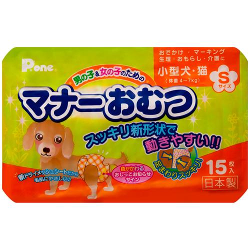 Подгузники для собак Japan Premium Pet PMO-627 15 шт.