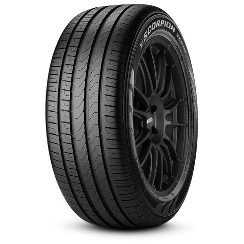 Фото - Автомобильная шина Pirelli Scorpion Verde 255/55 R18 109Y летняя автомобильная шина pirelli scorpion winter 255 55 r18 109h runflat зимняя
