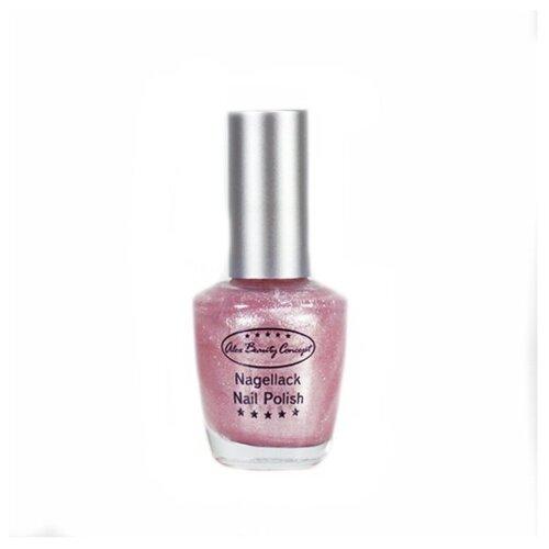 Купить Набор в подарочной упаковке: 3 лака для ногтей 14 мл. (алый с блестками, розовый с блестками, золотой с блестками), основа 14 мл., закрепитель 14 мл., Alex Beauty Concept