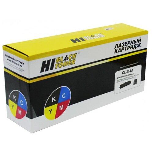 Фото - Фотобарабан Hi-Black HB-CE314A фотобарабан hi black ce314a для color laserjet pro cp1025 cp1025nw 7000стр
