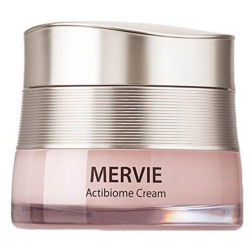 The Saem Mervie Actibiome Cream Био-крем для лица с пробиотиками, 50 мл недорого