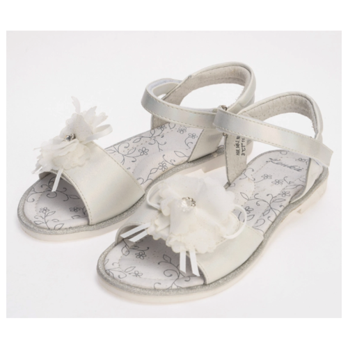 Фото - Сандалии KENKA размер 35, белый сандалии repo j1267 белый