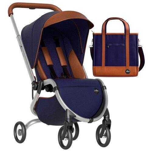 Прогулочная коляска Mima Zigi, Midnight blue прогулочная коляска tfk joggster trail twillight blue