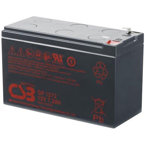 Аккумуляторная батарея CSB GP 1272 F1 7.2 А·ч