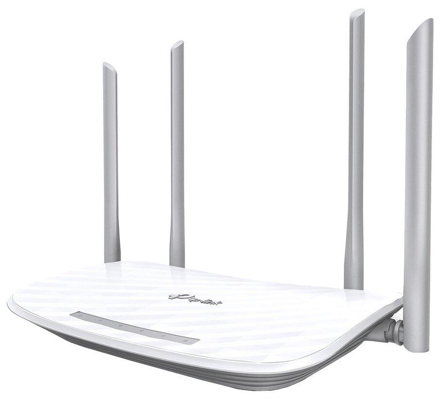 Wi-Fi роутер TP-LINK Archer C5 V4, белый