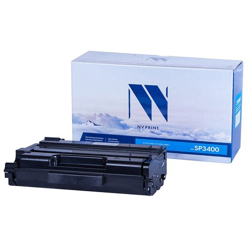 Фото - Картридж NV Print SP3400 для Ricoh, совместимый картридж nv print sp310 magenta для ricoh совместимый