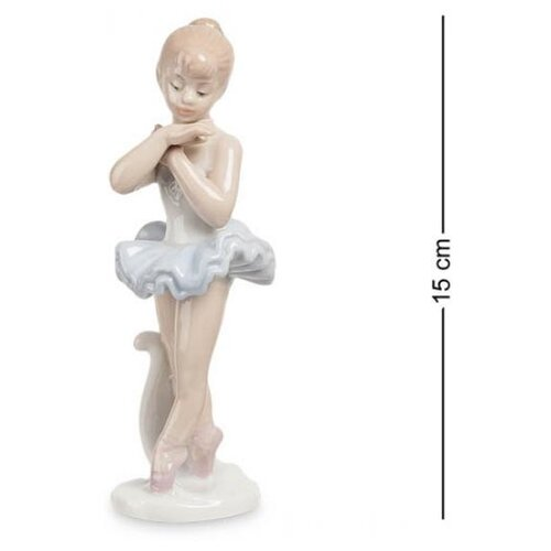 Фигурка Балерина (Pavone) JP-27/19, Pavone