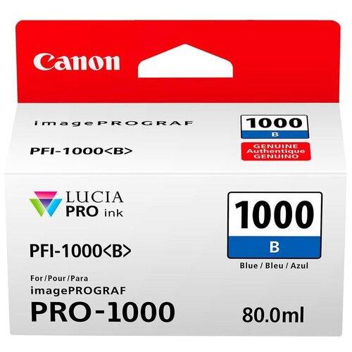 Фото - Картридж Canon PFI-1000B (0555C001) картридж canon pfi 1100y 0853c001