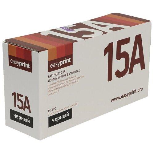 Фото - Картридж EasyPrint LH-15A U, совместимый картридж easyprint lh 83a совместимый
