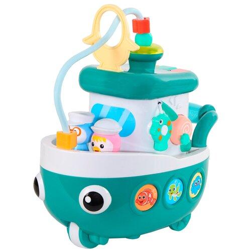 Купить Развивающая игрушка Smart Baby Корабль, зелeный, Развивающие игрушки