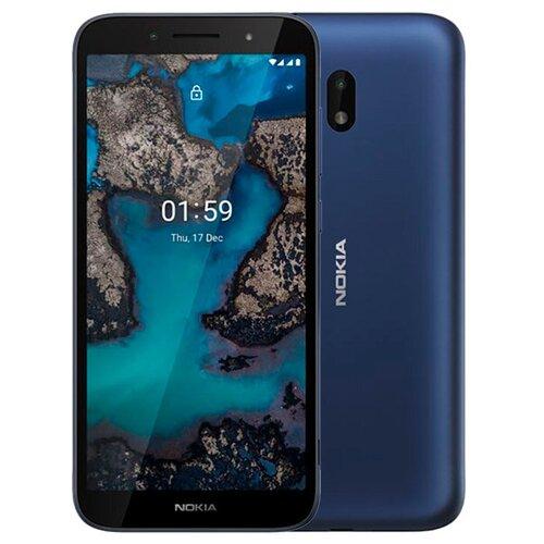 Смартфон Nokia C1 Plus синий