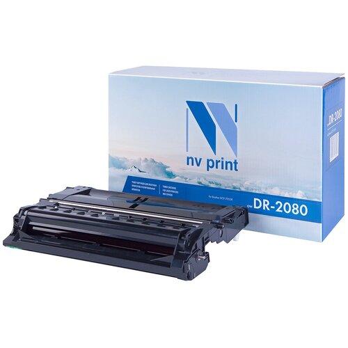 Фото - Фотобарабан NV Print DR-2080 tiered mesh figure print tee
