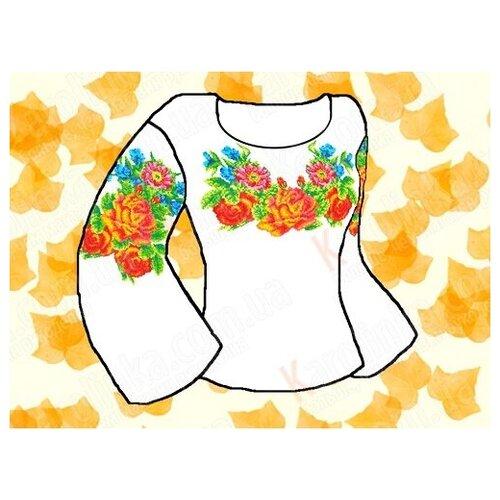 Заготовка для сорочки «Каролинка» КБФ 05 фото