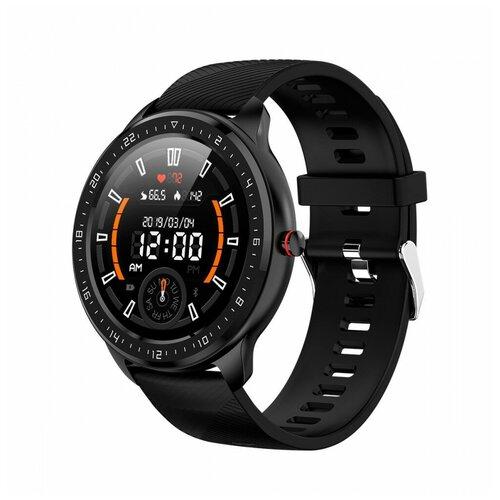 Умные часы HerzBand Elegance S5, черный
