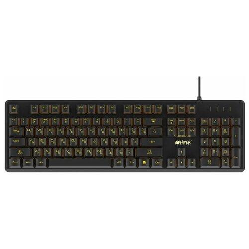 Игровая клавиатура HIPER GK-4 Crusader