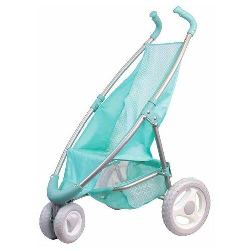 Купить Прогулочная коляска Gulliver с поворотными колесами (22-12042/22-12042-1) мятный, Коляски для кукол