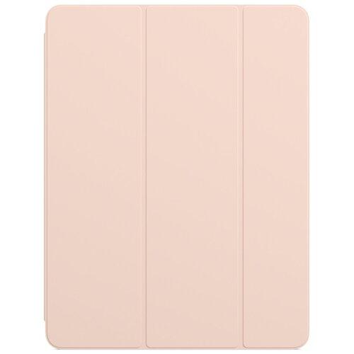 Чехол Apple Smart Folio для Apple iPad Pro 12.9 (2020) розовый песок
