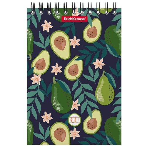 Блокнот ErichKrause Avocado Dusk А6, 60 листов, Блокноты  - купить со скидкой