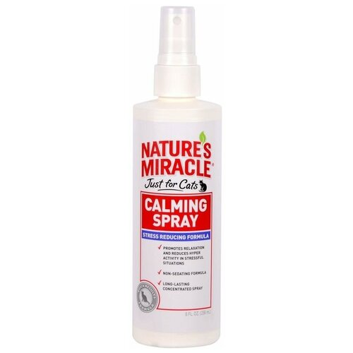 Спрей 8 In 1 Nature's Miracle Calming Spray, 237 мл