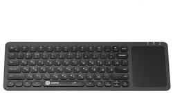 Клавиатура HARPER KBT-550 Black USB