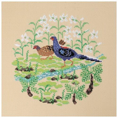 Купить Набор для вышивания Тайваньский фазан XIU Crafts 2800909, Наборы для вышивания