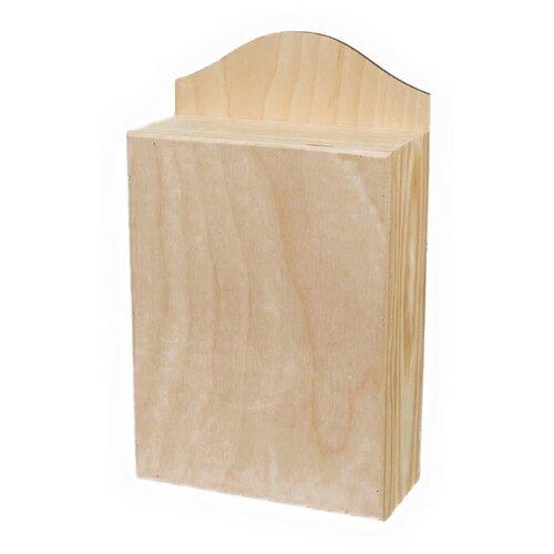 Купить Mr. Carving Заготовка для декорирования Ключница ВД-489 бежевый, Декоративные элементы и материалы