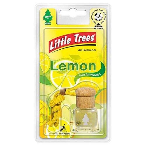 Фото - Little Trees Ароматизатор для автомобиля Bottle Свежесть лимона little trees ароматизатор для автомобиля u3s 32967 eu пина колада