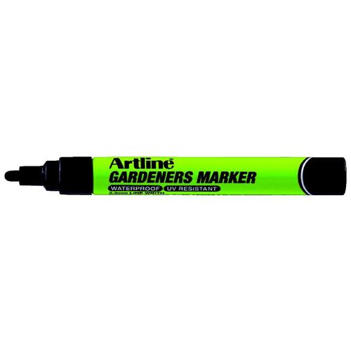 Маркер для сада, дачи и огорода Artline Gardeners Marker, черный