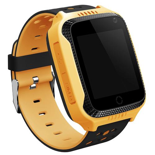 Детские умные часы Smart Baby Watch GW500S, желтый умные часы smart watch w8