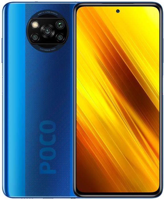 Смартфон Xiaomi POCO X3 NFC 6/128GB — Мобильные телефоны — купить по выгодной цене на Яндекс.Маркете