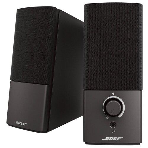 Компьютерная акустика Bose Companion 2 Series III black