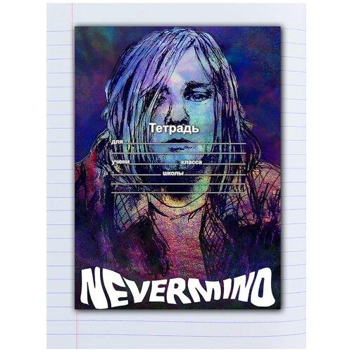 Купить Набор тетрадей 5 штук, 12 листов в линейку с рисунком Nevermind Art, Drabs, Тетради
