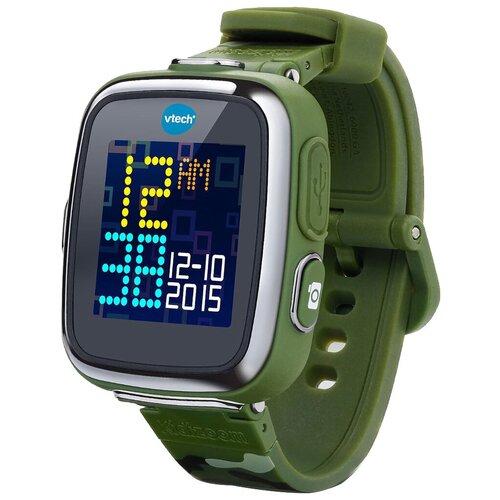 Детские умные часы VTech Kidizoom Smartwatch DX, camouflage