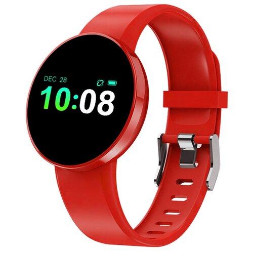 Умные часы iBest D3 Plus, красный