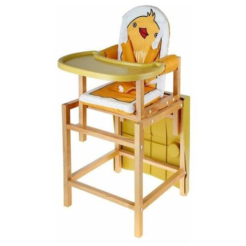 Купить Стульчик-трансформер для кормления Вилт Ducky, ВИЛТ, Стульчики для кормления
