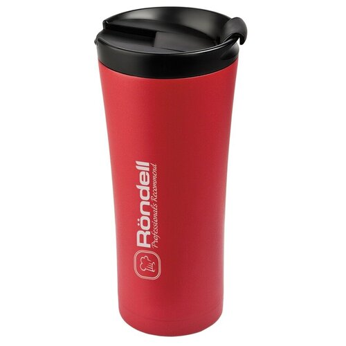 Термокружка Rondell RDS-230, 0.5 л red