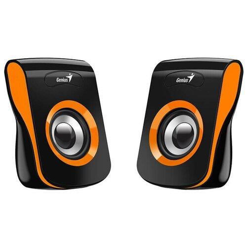 Компьютерная акустика Genius SP-Q180 orange