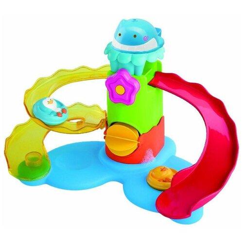 Набор для ванной B kids Аквапарк (004303) голубой/красный/желтый