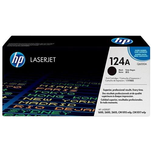 Фото - Картридж HP Q6000A тонер картридж hp q6000a