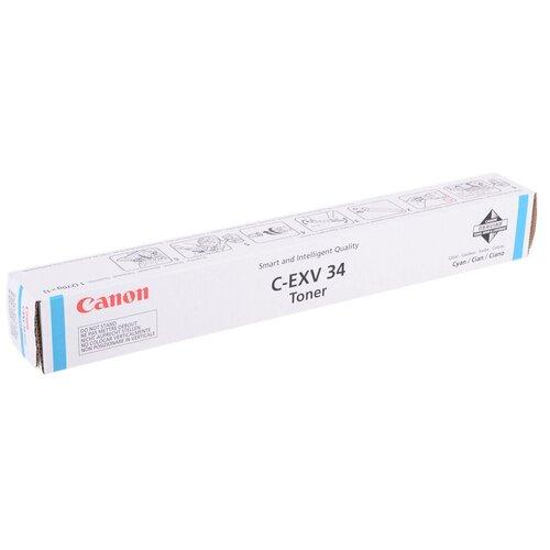 Картридж Canon C-EXV34 C (3783B002)