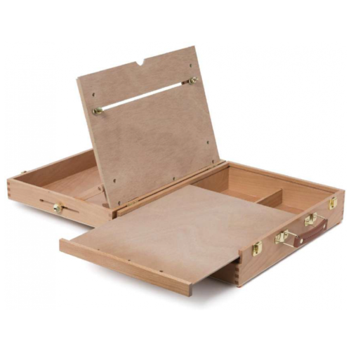 Этюдник Pinax TE-L6/FE-L6 деревянный